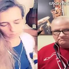 Panpipe-Sax Duet